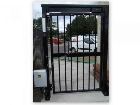 188A-202 Fully Automated Pedestrian Gate