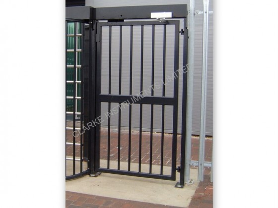 188 Heavy Duty Pedestrian Gate