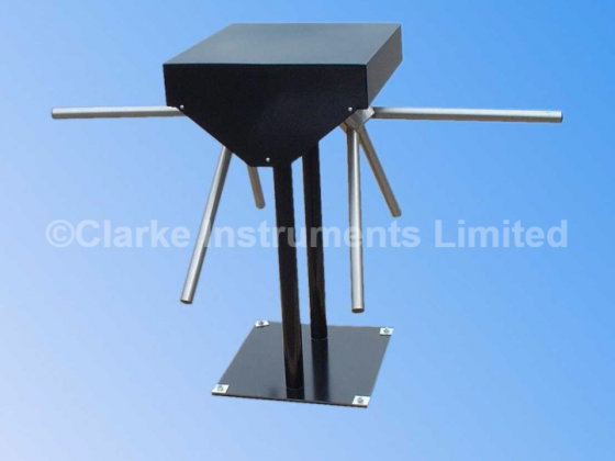 425A-202 Double Tripod Turnstile