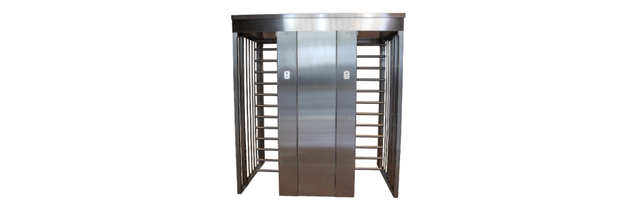 1491D Security Turnstiles – Double