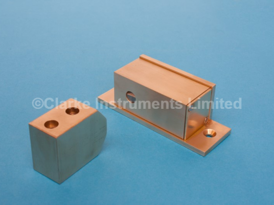 795 Surface Mounted Solenoid Bolt