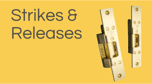 Clarke Instruments Strikes and Releases button
