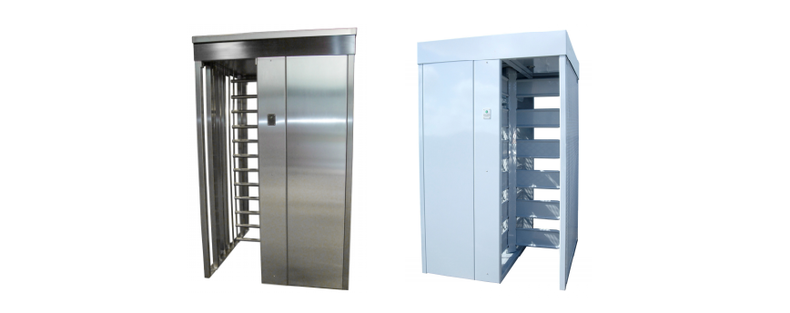 1491S Security Turnstiles Single